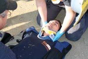 Sentencia en juicio de falta leve en accidente de tráfico Torrevieja